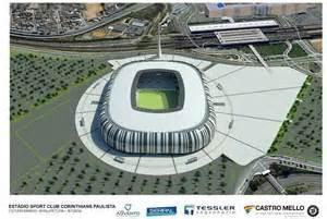Lo stadio di Itaquera