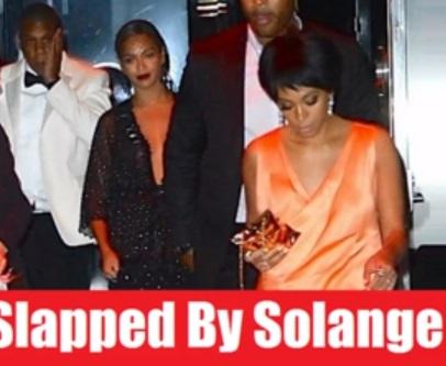 Solange Knowles ha aggredito Jay-Z perché tratta male Beyoncè
