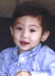 Justin Thai, 2 anni, muore schiacciato dall'auto del padre nel vialetto di casa