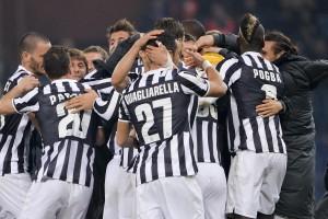 Juventus campione d'Italia, scudetto numero 30. La Roma si arrende a Catania