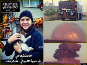 Moner Mohammad Abusalha, americano autore dell'attentato suicida in Siria