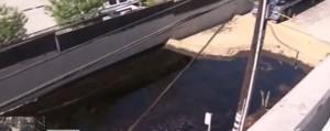 Los Angeles, strade allagate da 45mila litri di petrolio