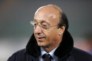 """Luciano Moggi, autobiografia: """"Rigore su Ronaldo? C'era. Firmai con Moratti..."""" (LaPresse)"""