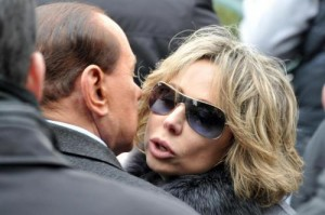 """Marina Berlusconi si sfila: """"Inutile discutere, non ci sono le condizioni"""""""