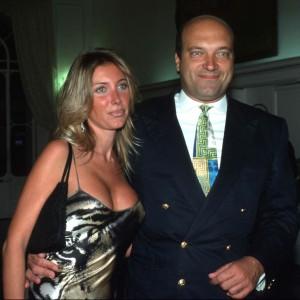 Matacena e la moglie Chiara Rizzo