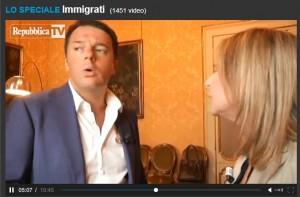 """Naufragio Lampedusa, Renzi: """"Ue non può girare a testa, va cambiata"""" (video)"""