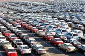 Auto, mercato su ad aprile +1,94%. Crescita rallentata dagli eco-incentivi