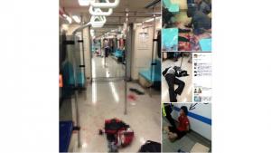 Taipei, panico in metro: studente col coltello ammazza 4 persone e ne ferisce 21
