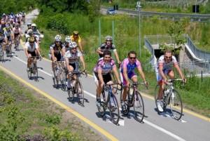 Coppa del Mondo di mountain bike a Folgaria (Trento)