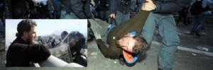 """Marco Bruno, No Tav """"pecorella"""" condannato a 4 mesi per oltraggio"""