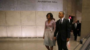 Barack Obama inaugura museo dell'11 settembre