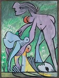 ''Il Salvataggio'' di Pablo Picasso