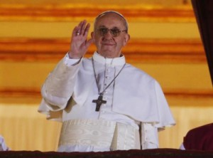 """Papa Francesco: """"Comunione e battesimo anche ai marziani, perché no?"""""""