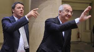 """Walter Veltroni: """"Renzi più cattivo di me, ha realizzato il mio sogno"""""""