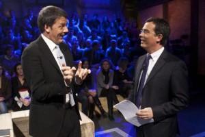 """Matteo Renzi contro giornalisti e sindacati Rai: """"E' dei cittadini, non vostra"""""""