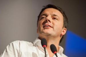 """Renzi: """"Rai non è di conduttori o sindacati, ma di gente che la paga con tasse"""""""