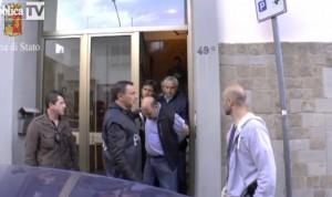 L'arresto di Riccardo Vitti