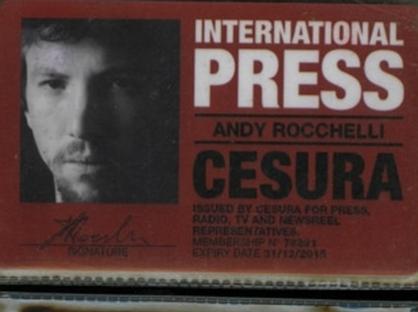 Chi è Andy Rocchelli, il giornalista italiano colpito in Ucraina