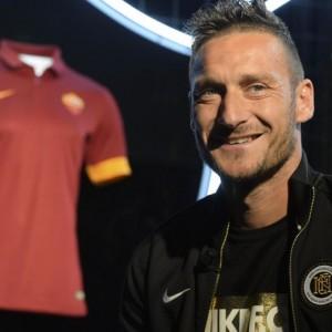 """Calciomercato Roma, Totti: """"Benatia? Spero trovi punto incontro con società"""" (Ansa)"""