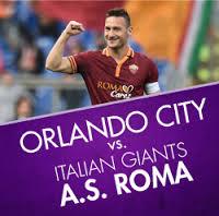 Roma-Orlando City 1-0, Totti gol decisivo (video)
