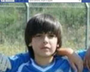 Il piccolo Pietro, 12 anni, ucciso insieme ai genitori a Tempio Pausania