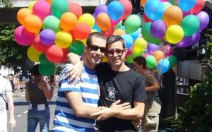Sergio Lo Giudice (Pd) e il suo compagno: in casa arriva un bambino dopo nozze gay