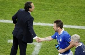 """Prandelli: """"Cassano sa che è l'ultima chance"""