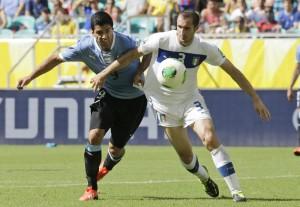 Mondiali 2014, i precedenti dell'Italia con Inghilterra, Uruguay e Costa Rica