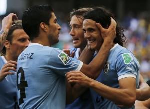 """Mondiali 2014, Suarez (Uruguay): """"Noi e l'Italia nel gruppo della morte..."""""""