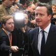"""David Cameron: """"Gb fuori dall'Ue con Juncker presidente"""""""