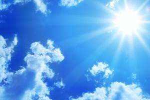 Previsioni meteo: sole nel week-end, possibili piogge solo in montagna