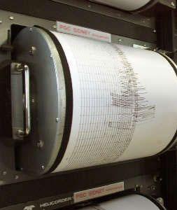 Terremoto tra Gavi e Carrosio (Alessandria): scossa di magnitudo 2.1