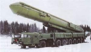 Il missile Topol