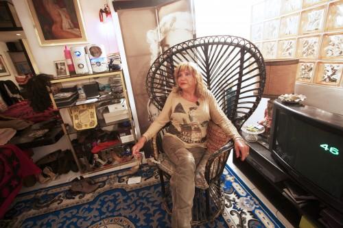 Rossella Bianchi oggi, in una foto pubblicata dal Corriere.it