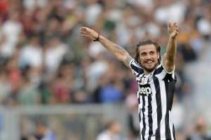 Video gol e pagelle, Roma-Juventus 0-1: Osvaldo ex decisivo (ansa)