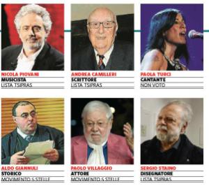 Elezioni Europee: chi vota per chi, le preferenze dei vip