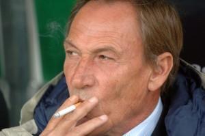 Zdenek Zeman (foto Lapresse)