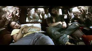 """Una scena da The Battery, un film """"low-cost"""" sugli zombie"""