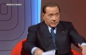 Berlusconi a Bersaglio Mobile