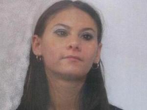 Andrea Cristina Zamfir, la donna crocifissa a Firenze (Foto Ansa)