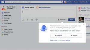Facebook, rivoluzione privacy. Il dinosauro azzurro che aiuta a proteggere dati
