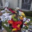 Michael Jackson moriva 5 anni fa: fan spargono 15 rose sulla tomba23