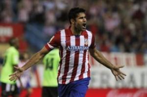 Spagna-Salvador 2-0, Diego Costa torna in campo