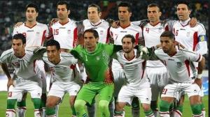 La nazionale iraniana