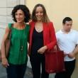 Agnese Landini, moglie Renzi madrina e zia per associazione bimbi down 3