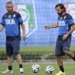 Verso Italia-Costa Rica: Buffon, De Rossi e De Sciglio in gruppo