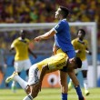 Video gol e pagelle, Colombia-Grecia 3-0: Armero e Rodriguez show