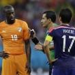 Costa D'Avorio-Giappone 2-1. FOTO e HIGHLIGHTS della partita meno vista dei Mondiali 2014