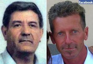 Giuseppe Guerinoni e Massimo Giuseppe Bossetti: foto padre e figlio a confronto