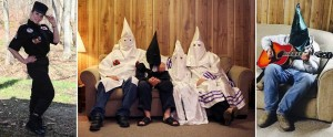"""Il Ku Klux Klan cerca adepti in vista di un'""""imminente guerra civile razziale"""""""